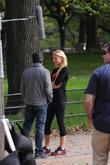 Gwyneth Paltrow, Mark Ruffalo, Central Park