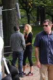 Gwyneth Paltrow, Mark Ruffalo and Central Park