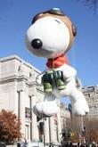 Snoopy, Al Roker and Macy's