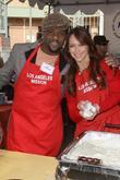 Blair Underwood and Jennifer Love Hewitt