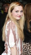Abigail Breslin,  at the Cinema Society screening...
