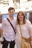 Andrew Rannells And Anne Garafino