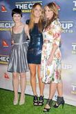 (l-r) Kate Bell, Jodi Gordon and Alice Parkinson...