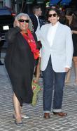 Toni Morrison and Fran Leibowitz
