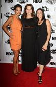 Angelique Cabral, Emily Deschanel and Anne Renton 2011...