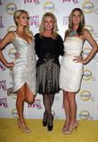 Paris Hilton, Kathy Hilton and Nicky Hilton
