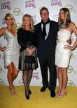 Paris Hilton, Kathy Hilton, Nicky Hilton and Rick Hilton
