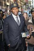 Curtis '50 Cent' Jackson Celebrities are seen at...