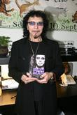 TONY IOMMI and Black Sabbath