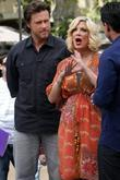 Dean Mcdermott and Tori Spelling