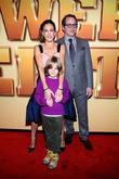 Sarah Jessica Parker, Matthew Broderick and Ziegfeld Theatre