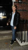 Harry Derbidge arriving at a meeting in central...