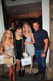 Alice Barlow, Jessica Forrest, Sarah Jayne Dunn and...