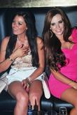 Jessica Wright and Maria Fowler