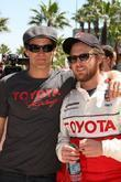 Stephen Moyer and AJ Buckley The 2011 Toyota...