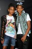 Jaden Smith, Willow Smith  New York premiere...