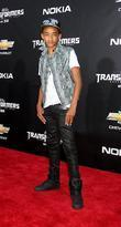 Jaden Smith  New York premiere of 'Transformers:...