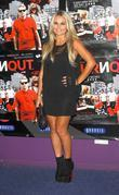 Annie Cooper at the UK film premiere 'Turnout'...