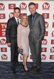 Nicola Wheeler, Adam Thomas and Tom Lister
