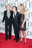 Meredith Baxter, Michael J Fox and Tracy Pollan