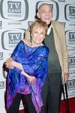 Abe Vigoda and Cloris Leachman