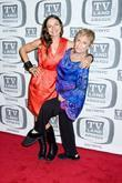 Justine Bateman and Cloris Leachman