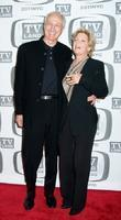 Michael Gross and Meredith Baxter
