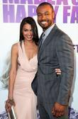 Tania Dawn and Isaiah Mustafa