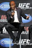 Anderson Silva  UFC Super 7 session held...