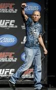 Georges St-Pierre Official weigh-ins for UFC 129: St-Pierre...