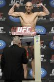 Sean Pierson  Official weigh-ins for UFC 129:...