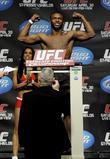 Yves Jabouin  Official weigh-ins for UFC 129:...