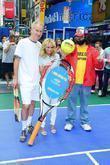 John McEnroe, Judah Friedlander and Kristin Chenoweth