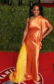 Anika Noni Rose 2011 Vanity Fair Oscar Party...