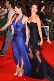 Asia Argento and Manuela Arcuri The 68th Venice...