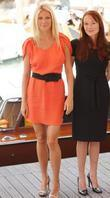 Gwyneth Paltrow, Jennifer Ehle, Venice Film Festival