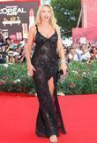 valeria marini 68th venice film festival - day 1 -