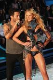 Adam Levine, Maroon 5 and Victoria's Secret
