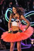 Chanel Iman and Victoria's Secret