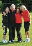 Richard Branson, Chloe Madeley, Melanie C and Nell McAndrew
