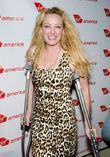 Virginia Madsen  Virgin Airlines Chicago Launch held...