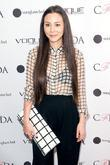 China Chow ,  at the launch of...
