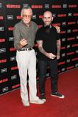 Stan Lee, Scott Ian Of Anthrax and La Live