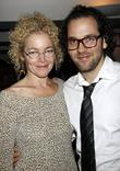 Amy Irving and Sam Gold  After party...