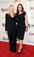 Lisa Kudrow and Brooke Shields