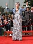 Rita Moreno and Grauman's Chinese Theatre