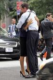 Tiffani-Amber Thiessen and Tim DeKay