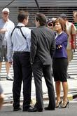 Tim Dekay, Matt Bomer and Tiffani-amber Thiessen