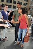 Will Smith, Jada Pinkett-smith and Midtown