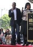 Bebe Winans and Walk Of Fame